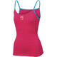 Karpos Bull Sun Top Women Raspberry/Dresden Blue